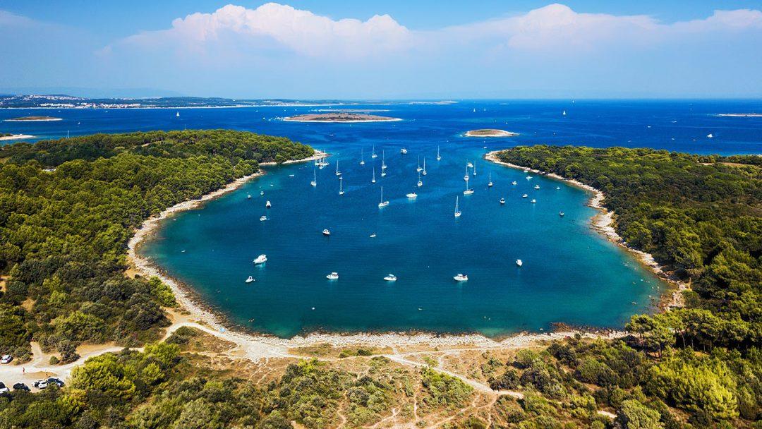 Spiagge Croazia Kamenjak Capo Promontore