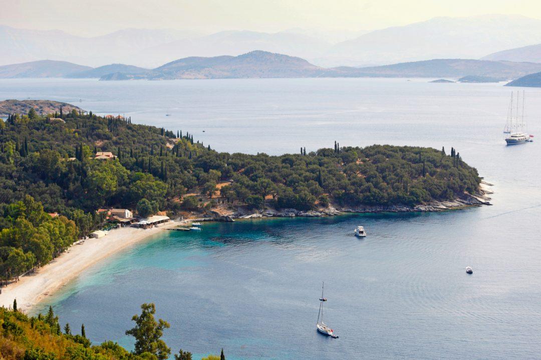 Spiagge Corfù Kerasia