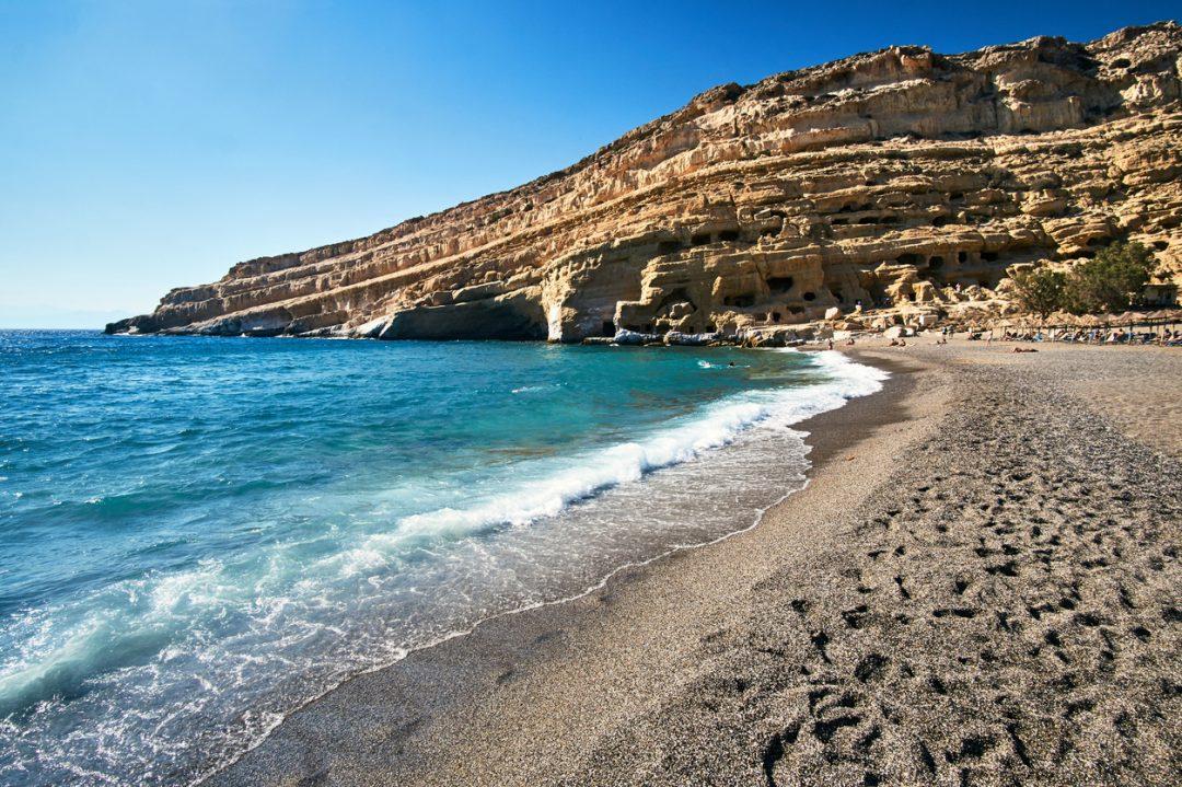 Spiagge Creta Matala
