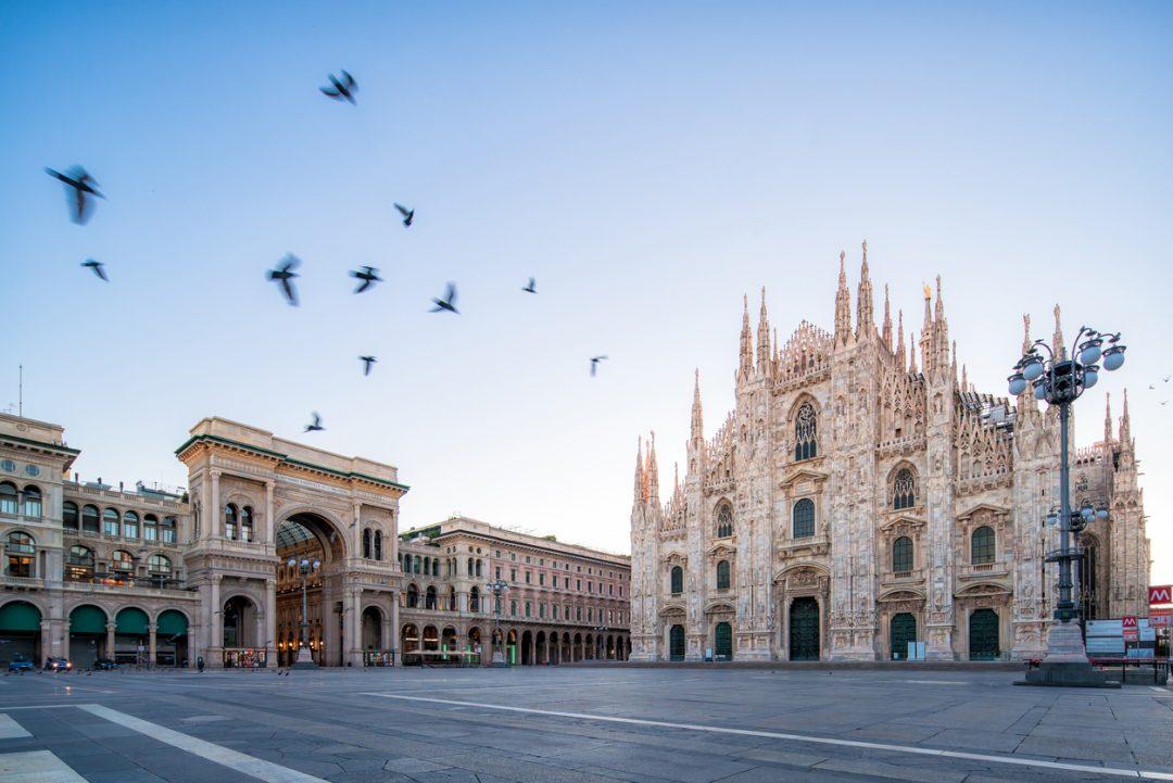 Milano città candidata ad ospitare l'Eurovision 2022