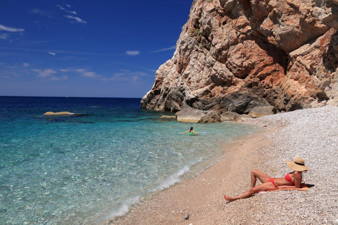 spiagge Croazia Pasjača Dalmazia