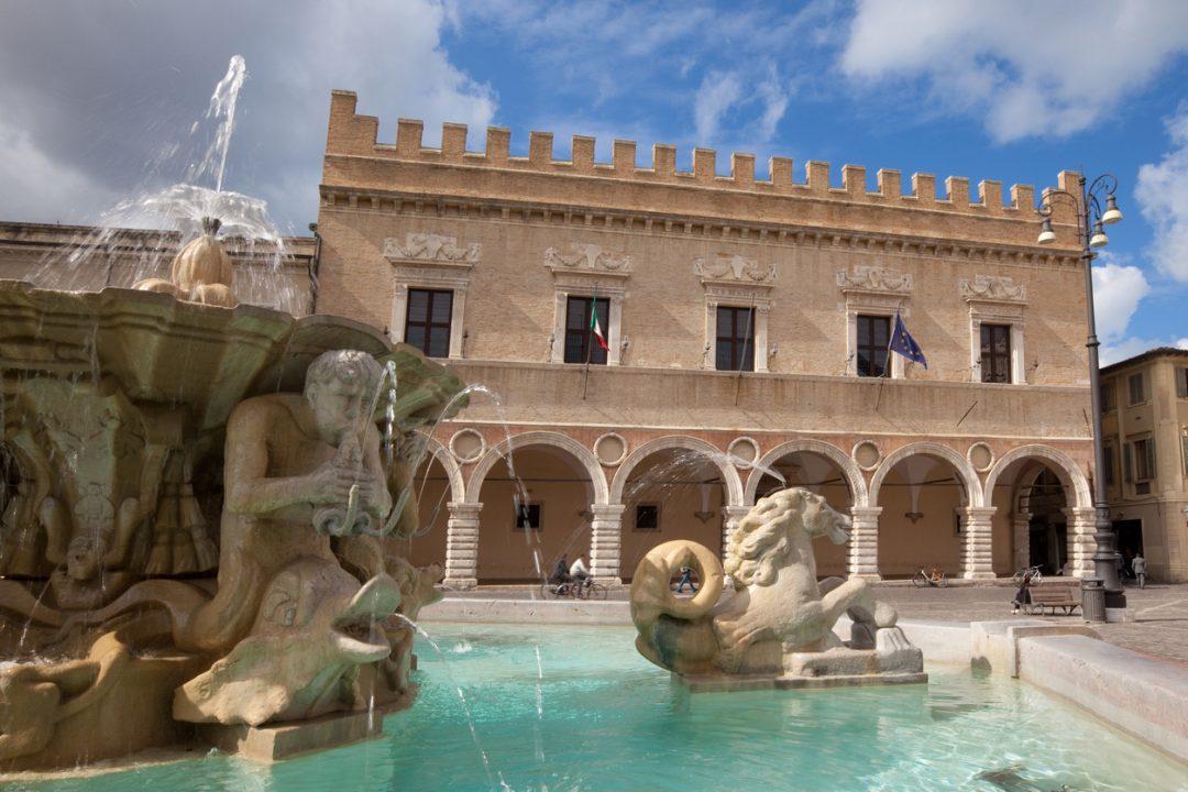 Pesaro, città candidata ad ospitare l'Eurovision 2022