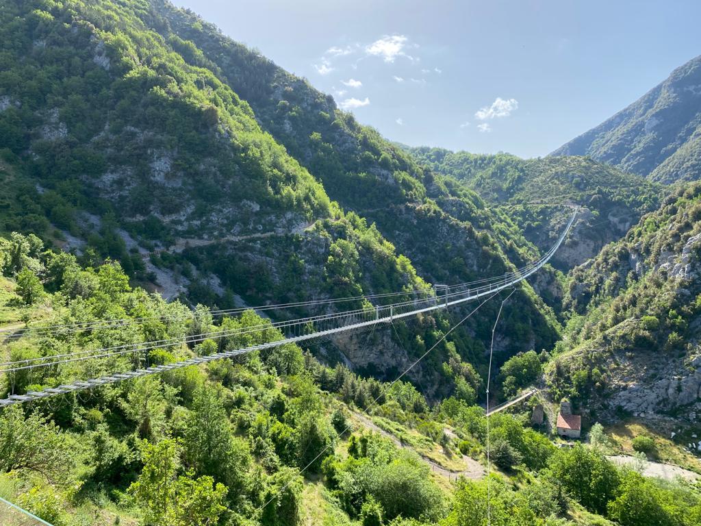 Cosa fare a Castelsaraceno: non solo il ponte