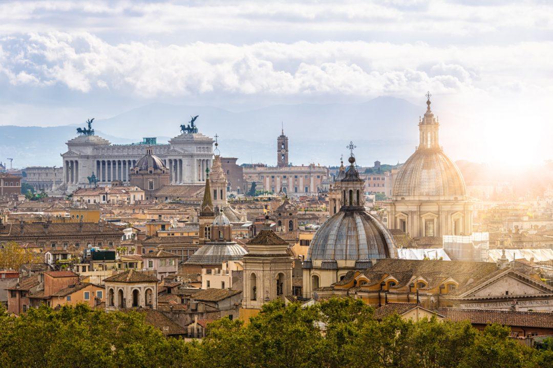 Roma città candidata ad ospitare l'Eurovision 2022