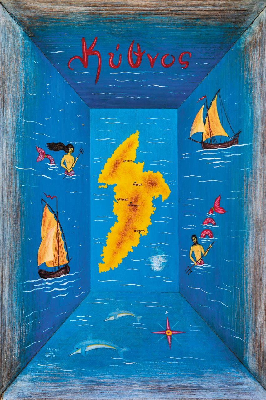 Cicladi: Kythnos, l'isola delle 90 spiagge