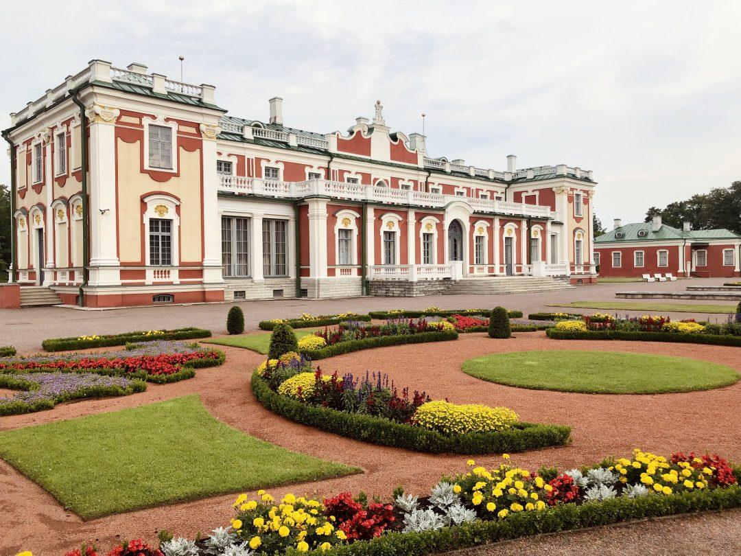 A Tallin, a casa degli zar
