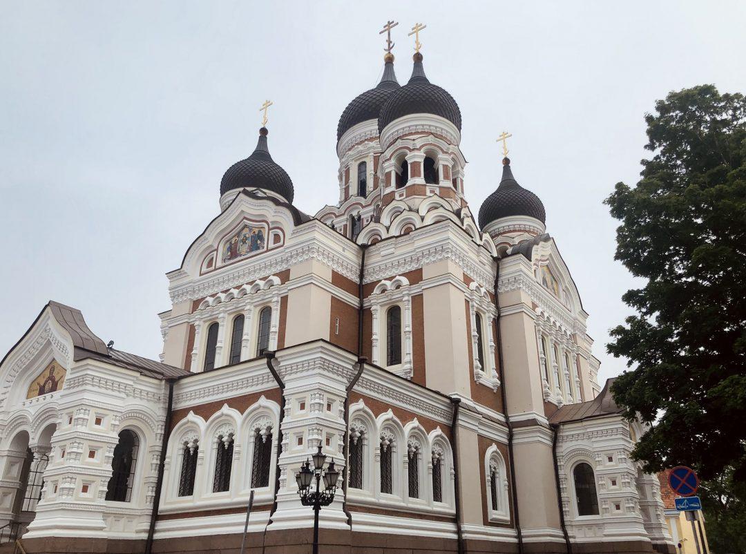 La chiesa del miracolo allo Zar a Tallin