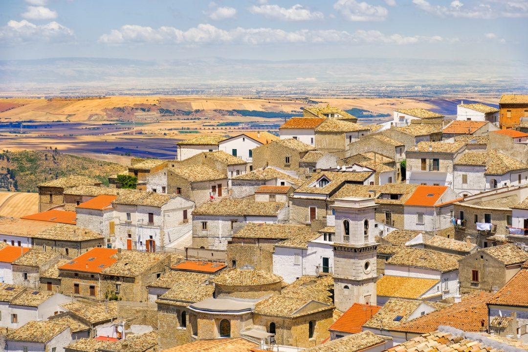 Bovino, il punto panoramico da cui ammirare il Tavoliere