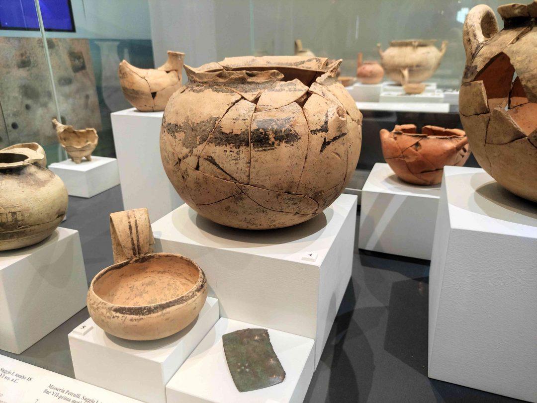 Il patrimonio dell'Alto Tavoliere nel Museo Civico di Torremaggiore