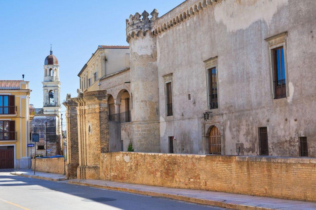 Torremaggiore, capoluogo federiciano del Tavoliere
