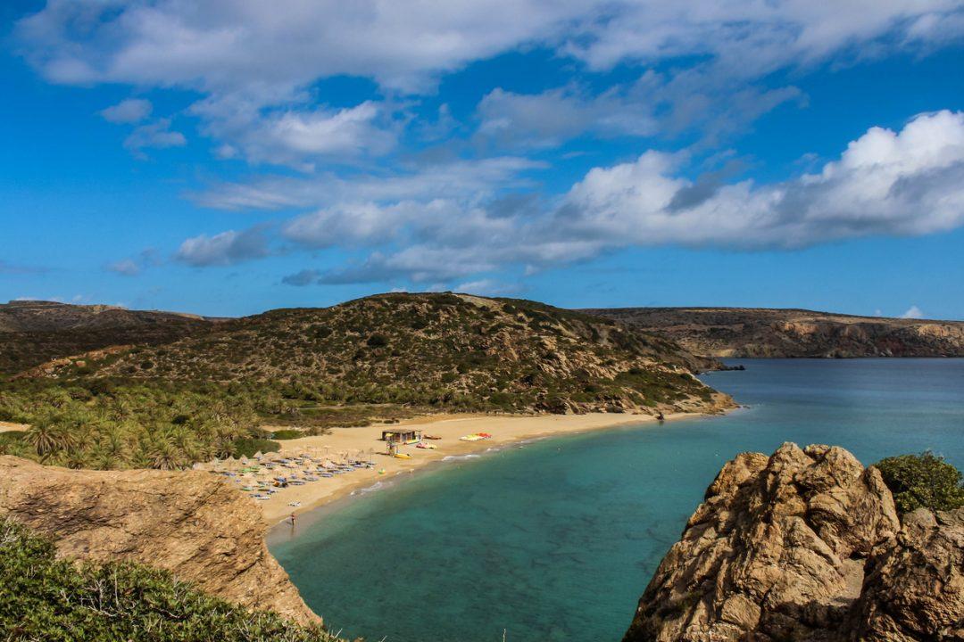 spiagge Creta Vai