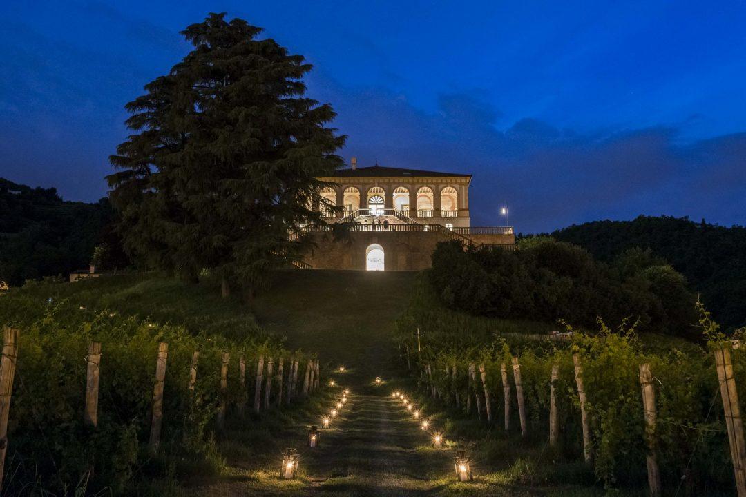 Beni FAI Villa dei Vescovi