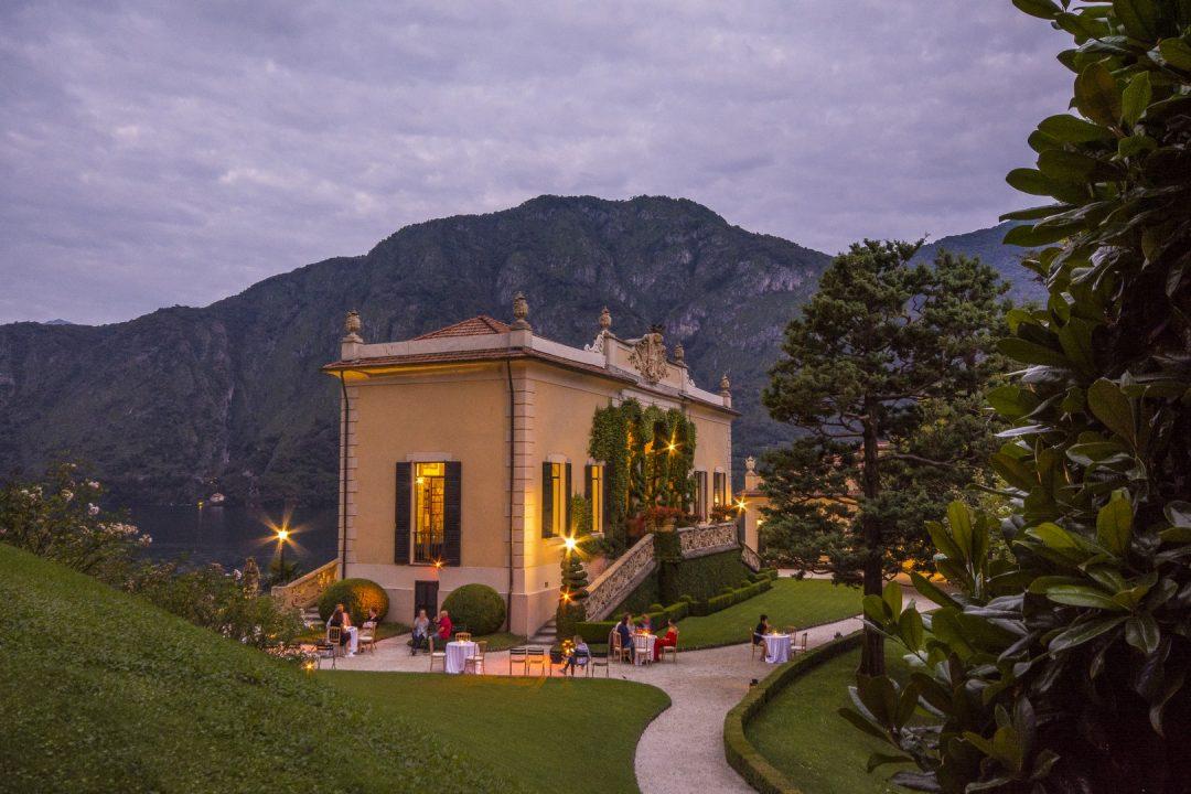 Beni FAI Villa del Balbianello Como