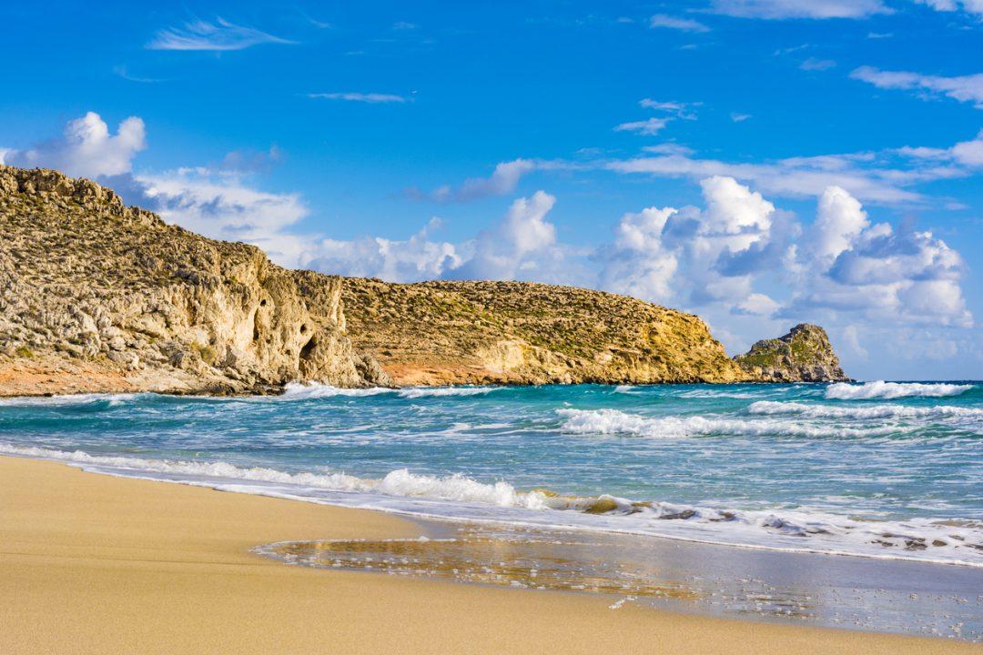 spiagge Creta Xerokambos