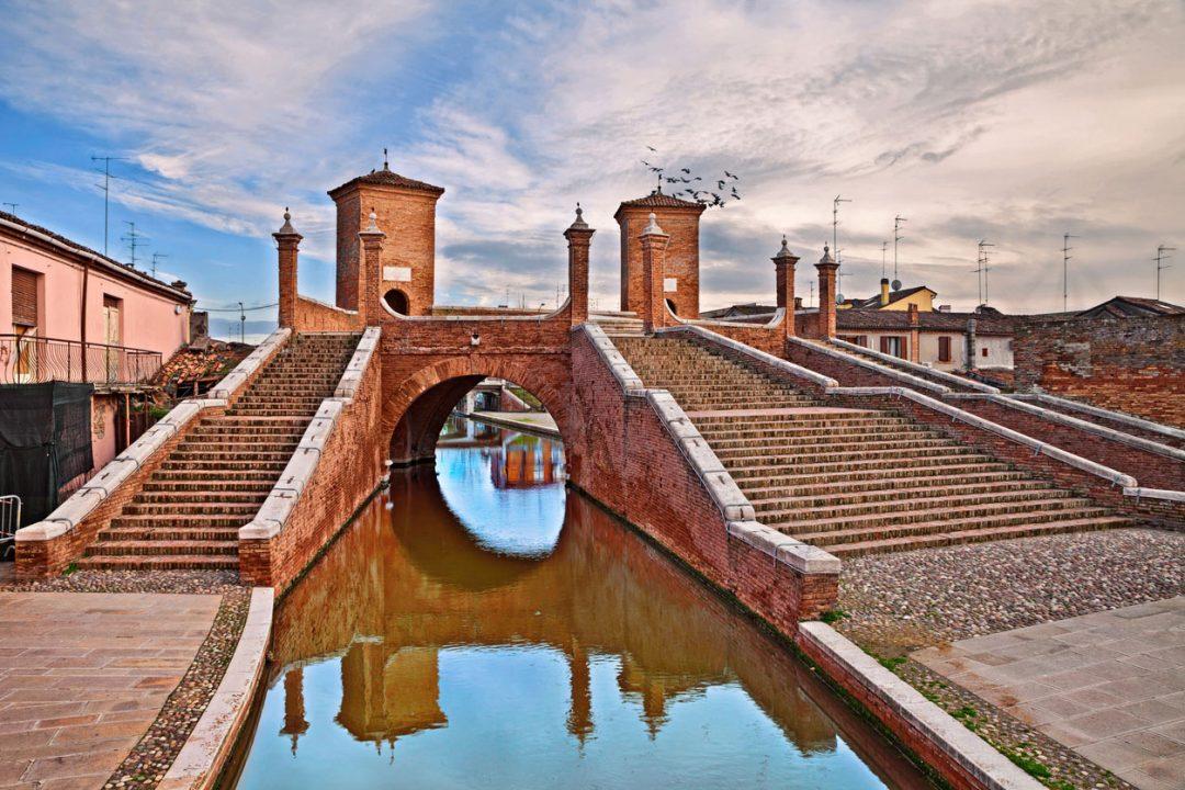 Comacchio e i suoi lidi (Ferrara, Emilia Romagna)