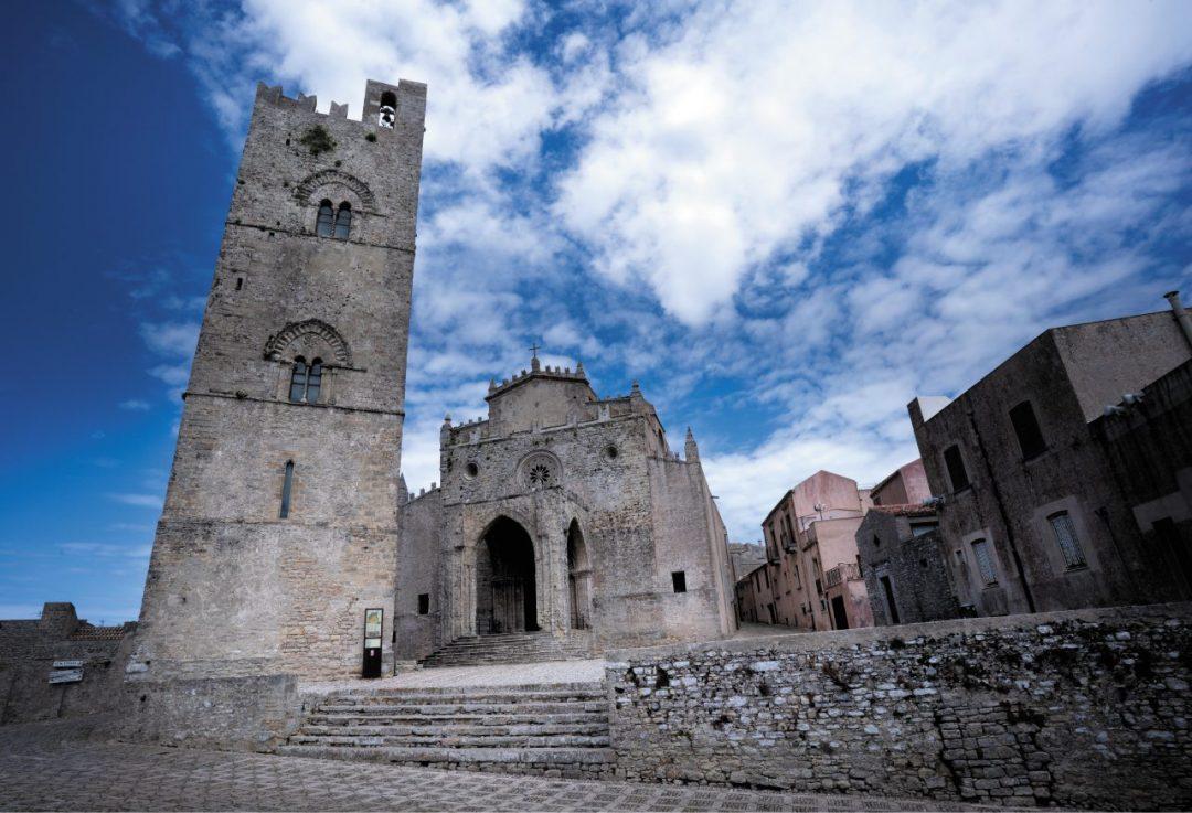 Duomo di Erice Sicilia