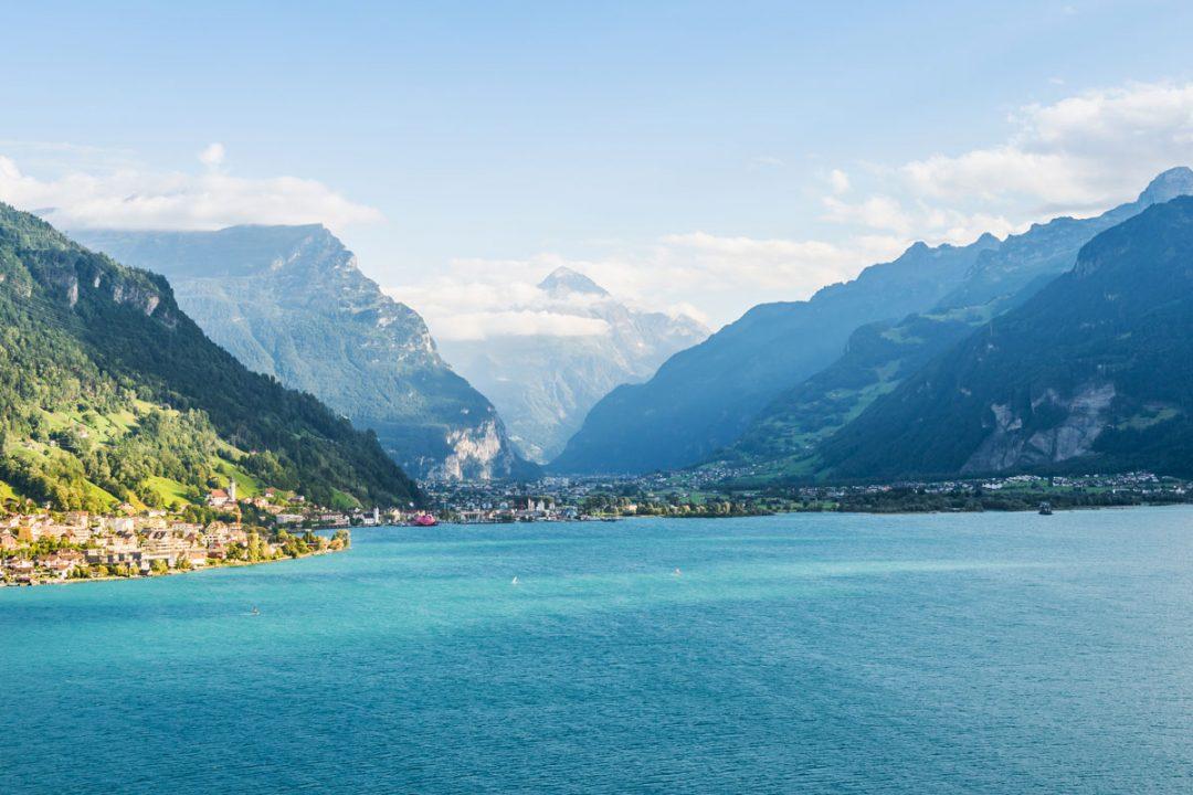 Lago di Lucerna, escursione slow nella storia