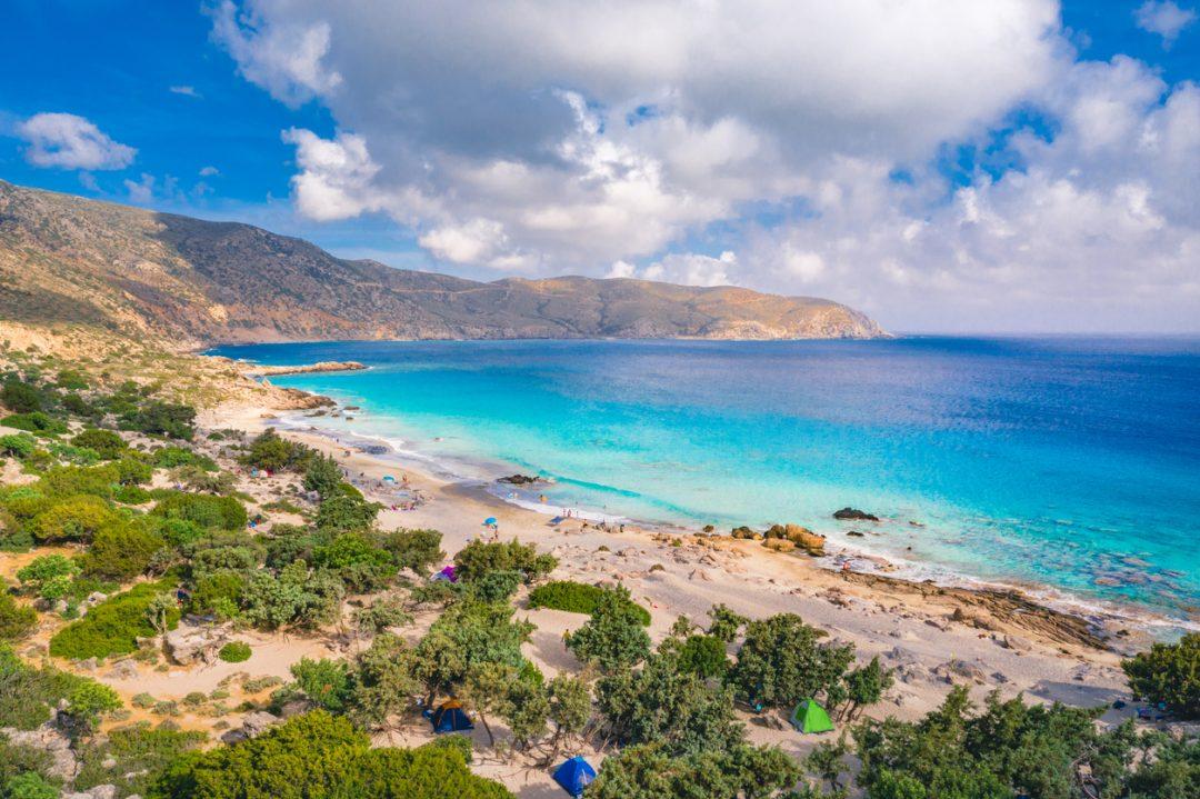 spiagge Creta Kedrodasos