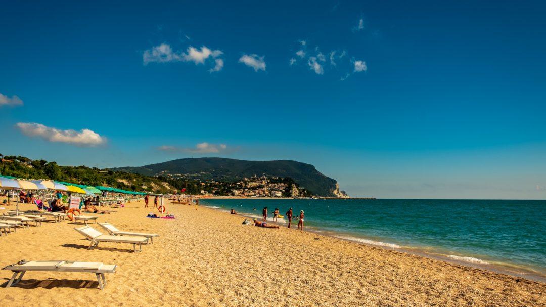 spiagge Numana