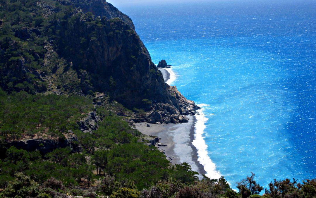 spiagge Creta Domata