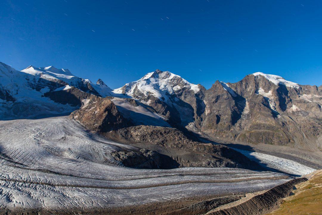 Diavolezza: realtà virtuale sulla scomparsa dei ghiacciai