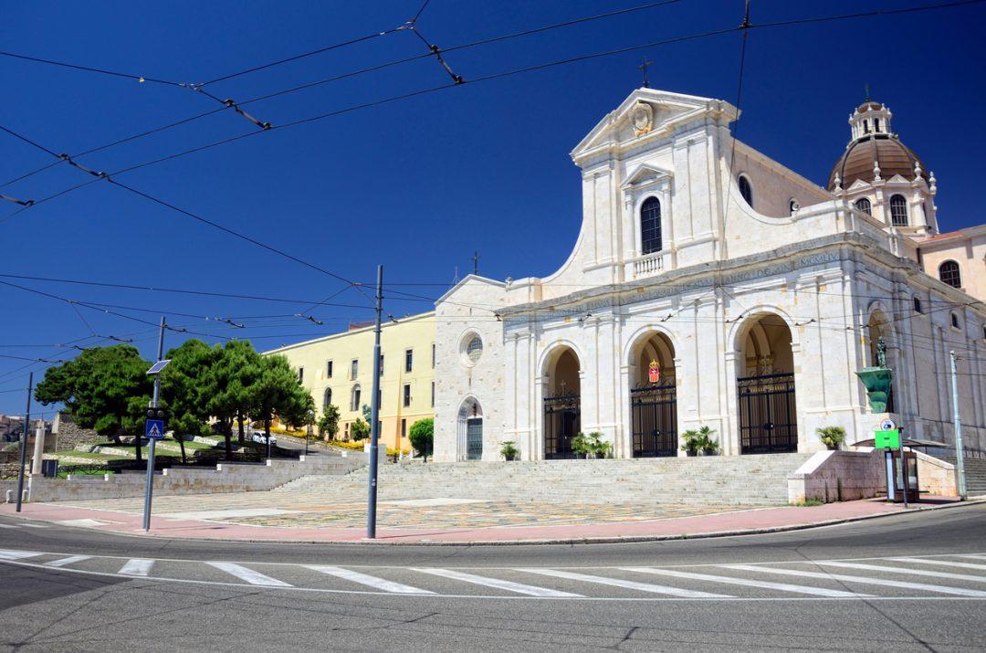 Santuario di Nostra Signora di Bonaria (Cagliari)
