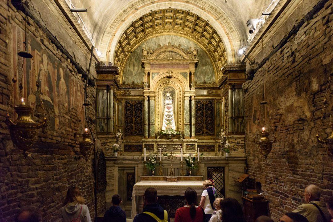 Dalla Madonna di Loreto (Loreto, Ancona)
