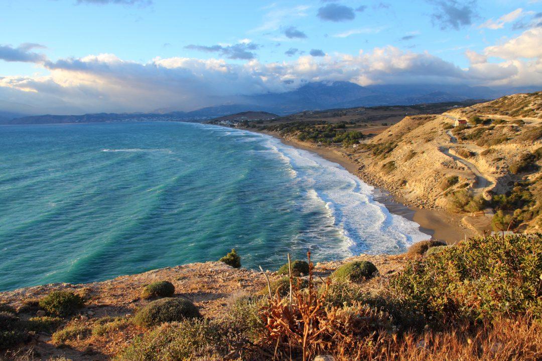 Spiagge Creta Kommos