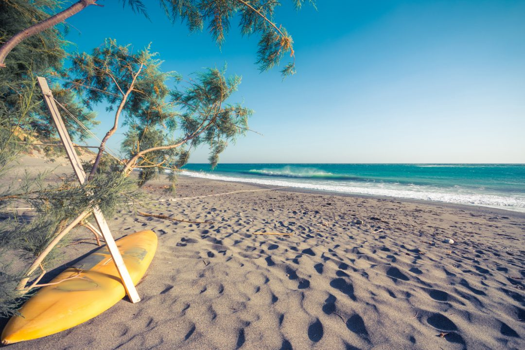 spiagge Creta Ligres