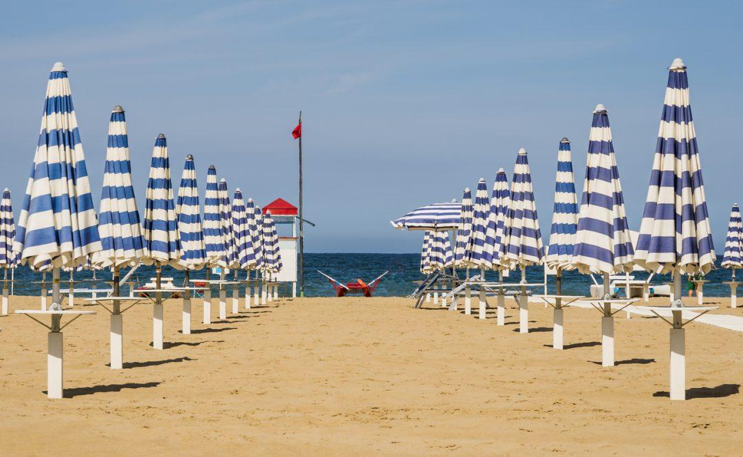 L'estate 2021 di Rimini, tra eventi, relax green in spiaggia e assaggi golosi