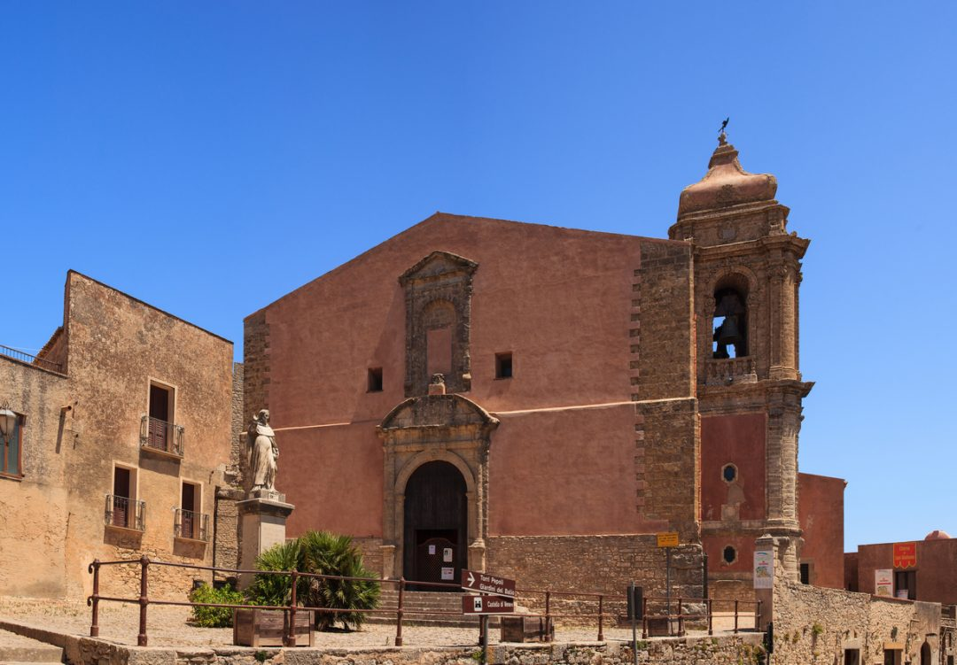 chiesa di San Giuliano Erice