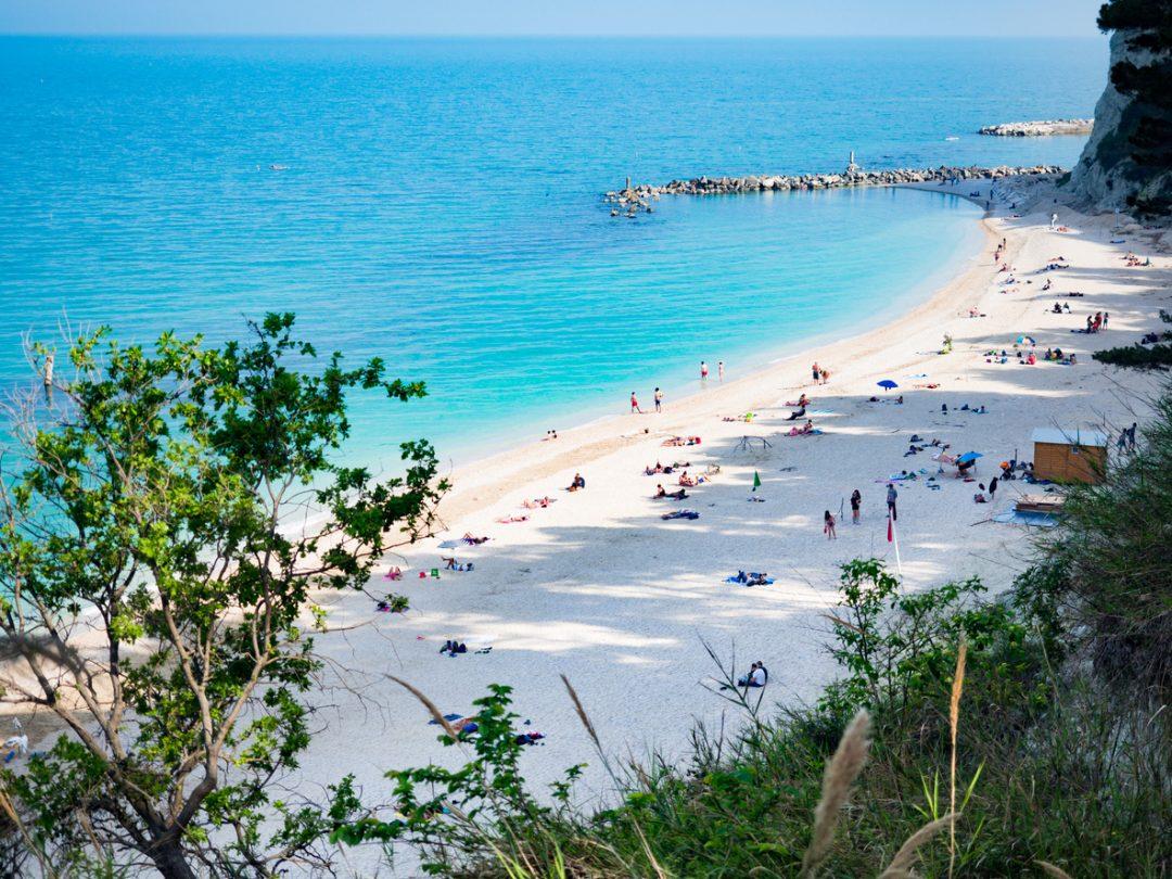 spiagge Sirolo Conero