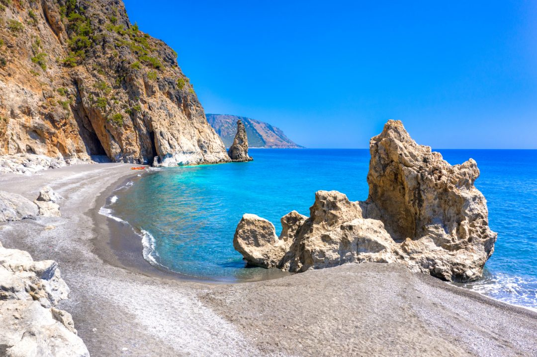 spiagge Creta Kalogeros