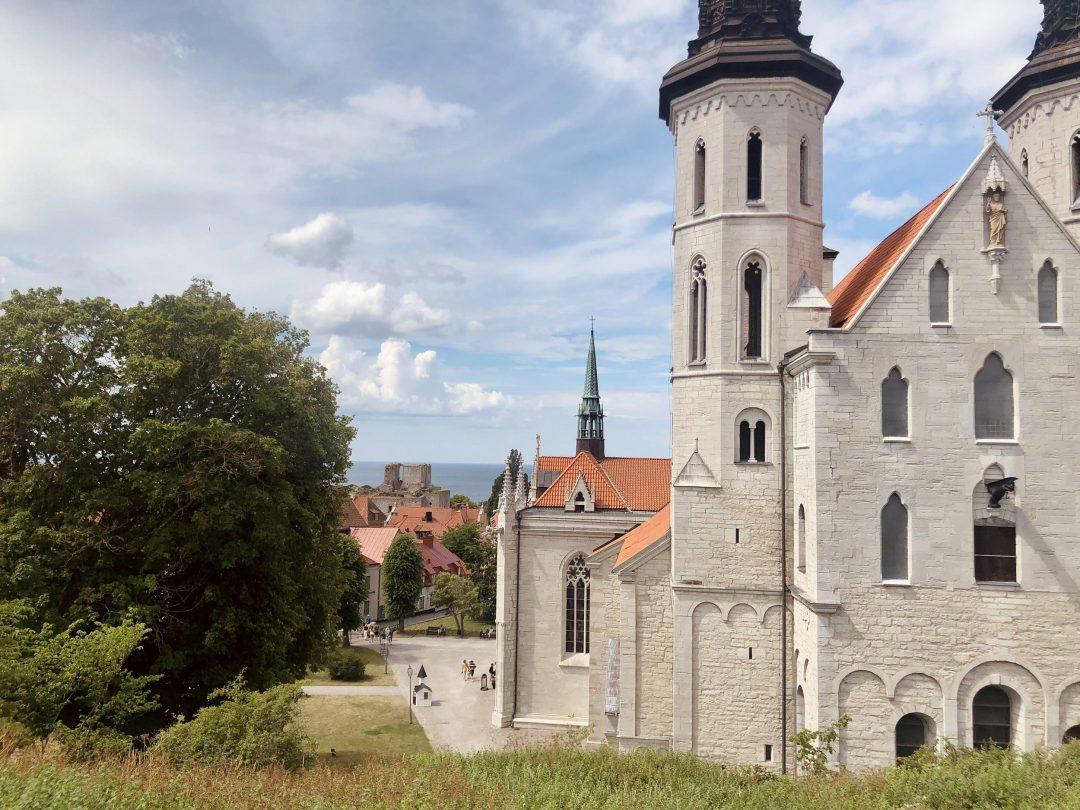Il gioiello di Visby: la cattedrale luterana di Santa Maria
