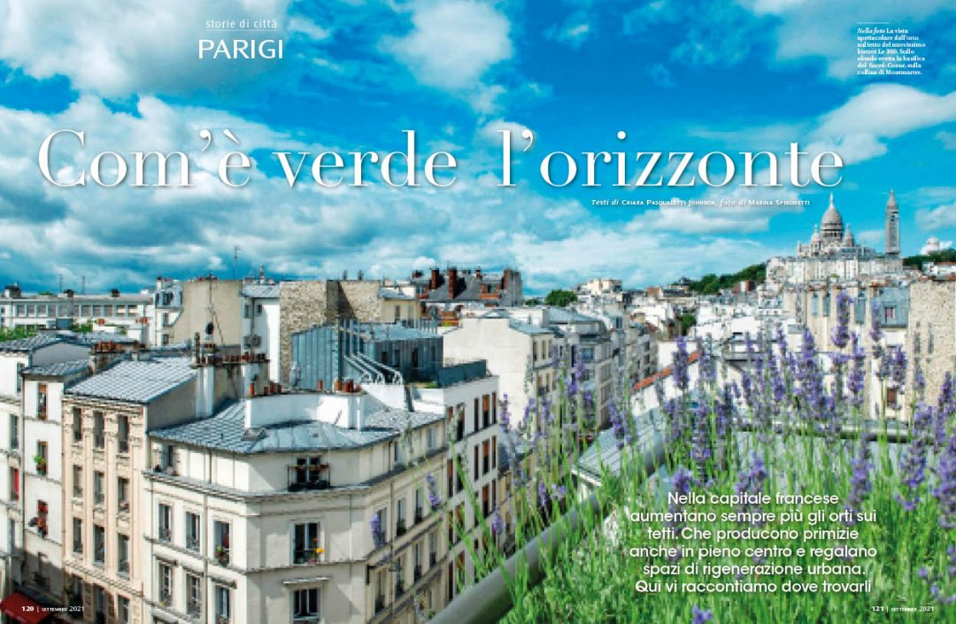 PARIGI - STORIE DI CITTÀ