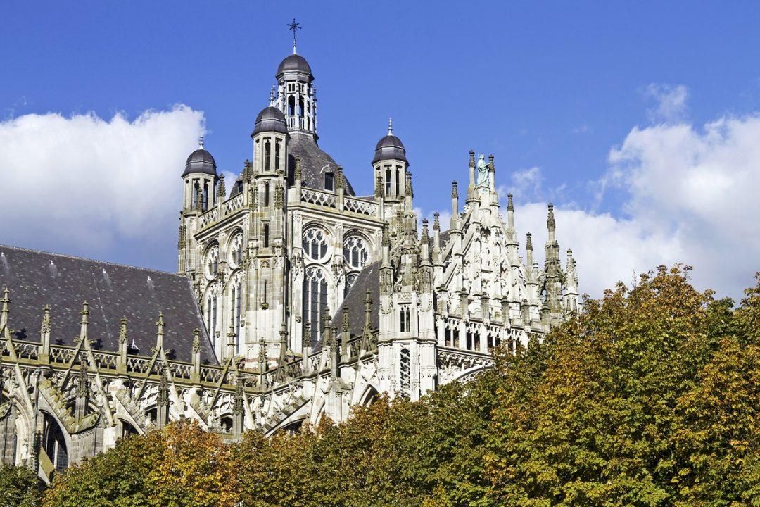 Cattedrale di san Giovanni Evangelista, Den Bosch