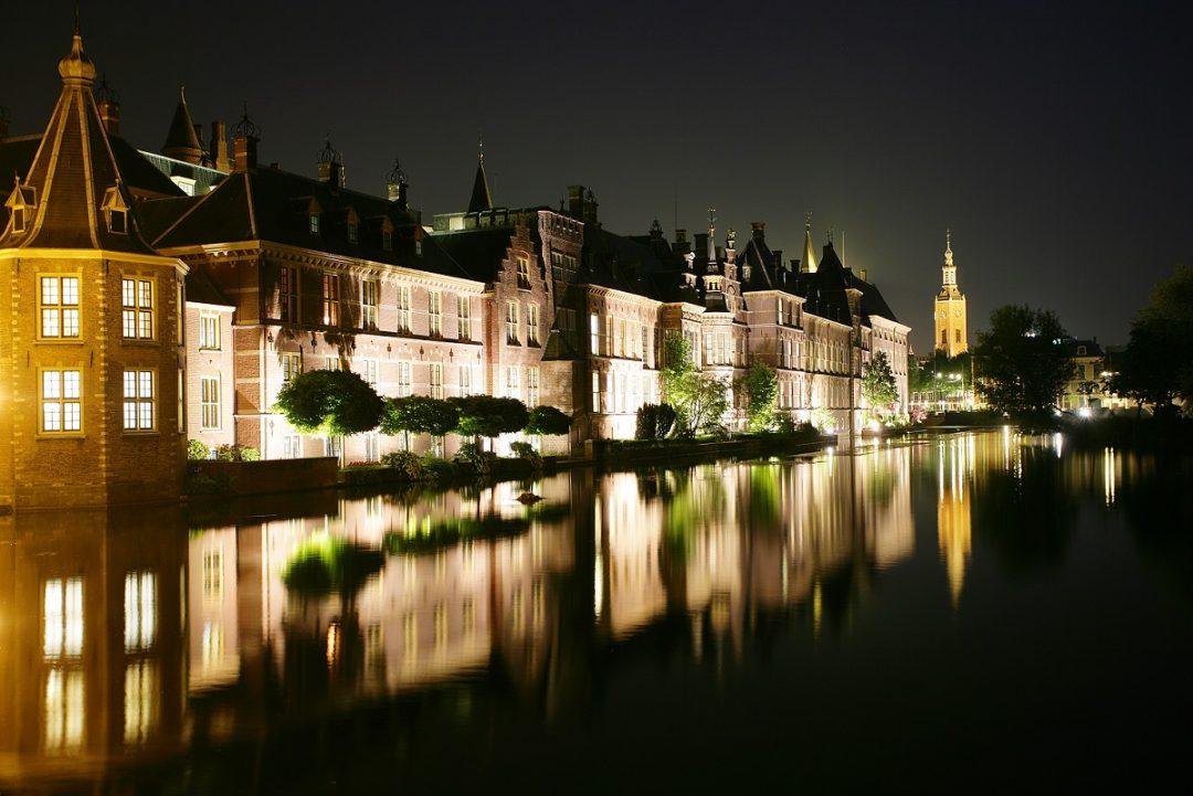Parlamento olandese, L'Aia