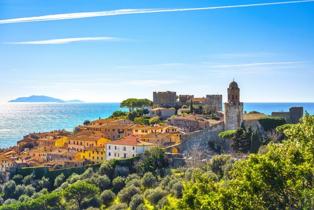 Costa toscana, le più belle località sul Tirreno