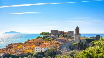 Costa toscana le più belle località sul Tirreno
