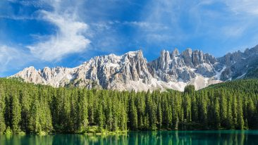 Trentino Alto Adige posti da visitare e meraviglie della natura