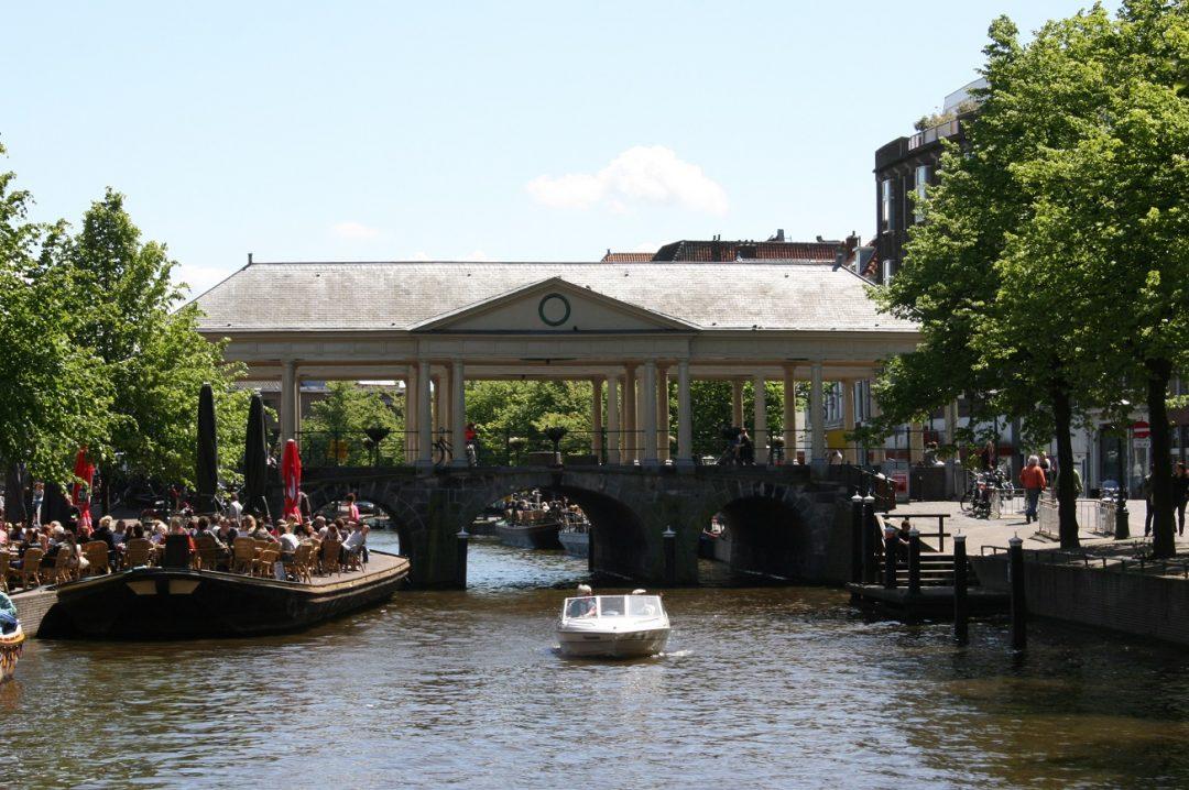 I canali di Leiden