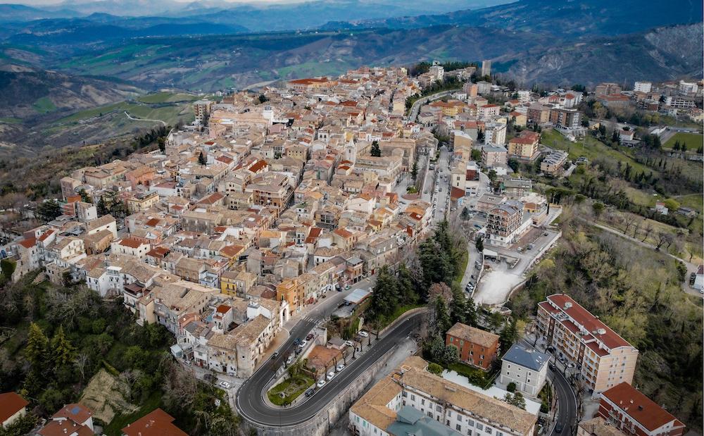 Guardiagrele provincia di Chieti Abruzzo