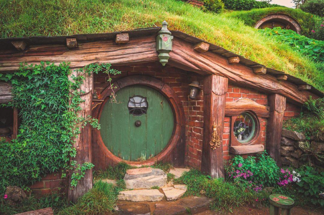Le case di Hobbiton