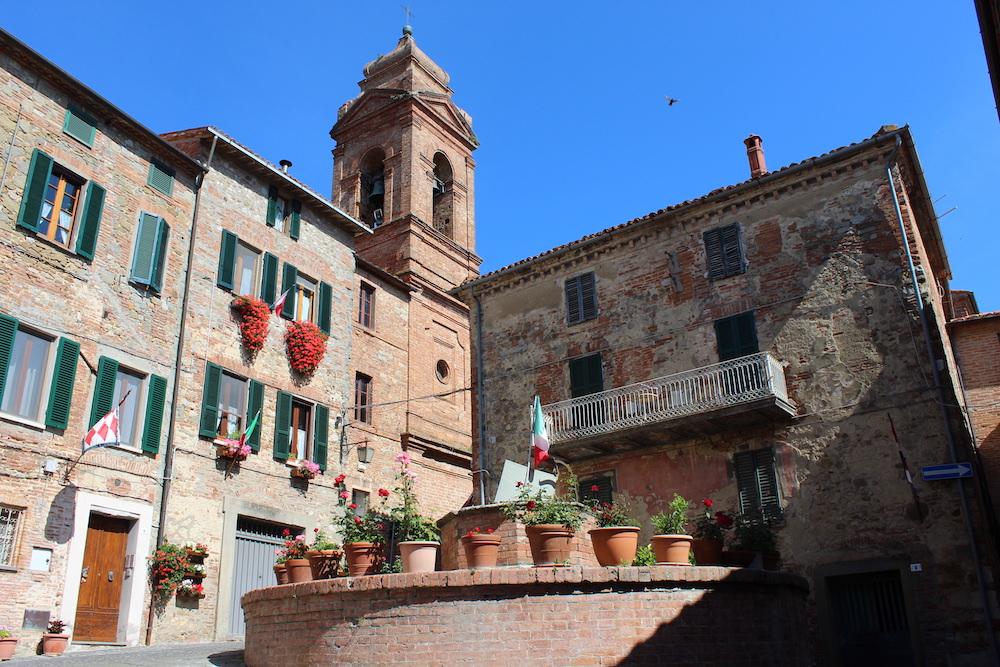 Monteleone d'Orvieto, provincia di Terni, Umbria