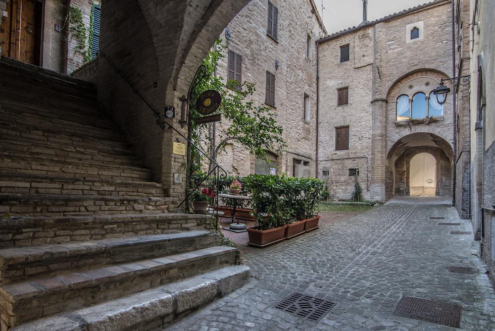 Sassoferrato provincia di Ancona Marche