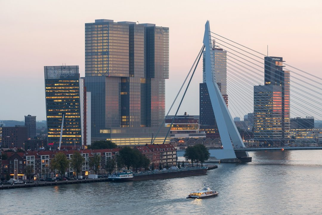 Ponte Erasmus, Rotterdam