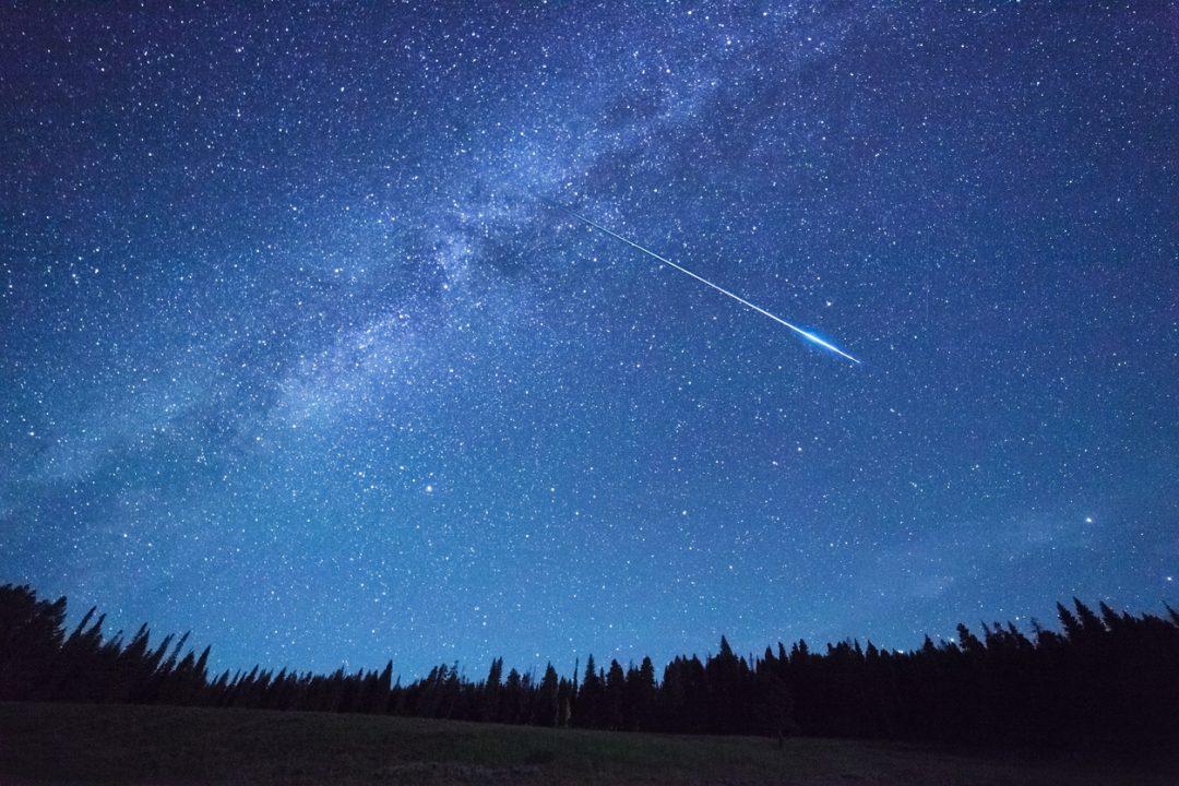 Le stelle cadenti e l'usanza di esprimere un desiderio