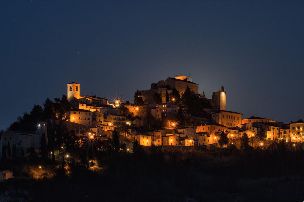 Verucchio, provincia di Rimini, in Emilia-Romagna