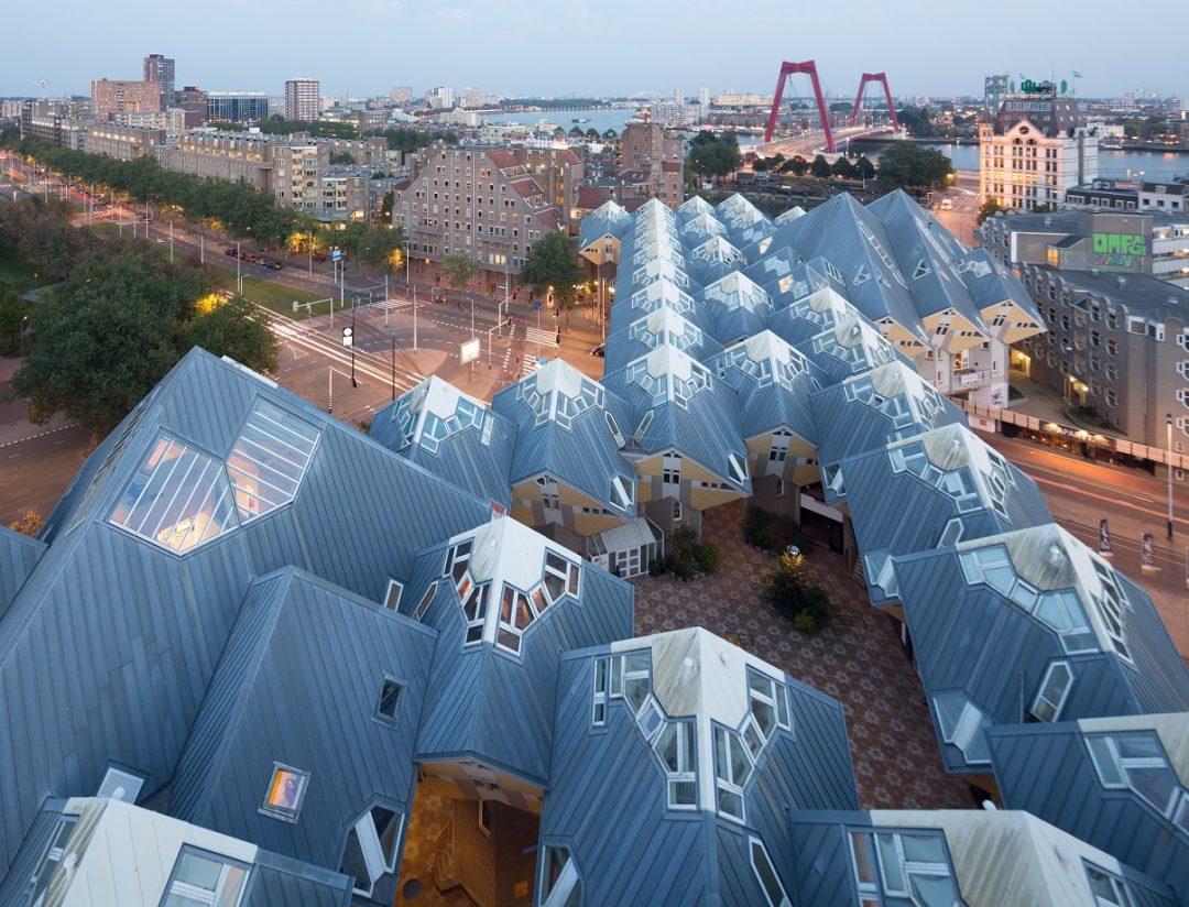 Case Cubiche, Rotterdam