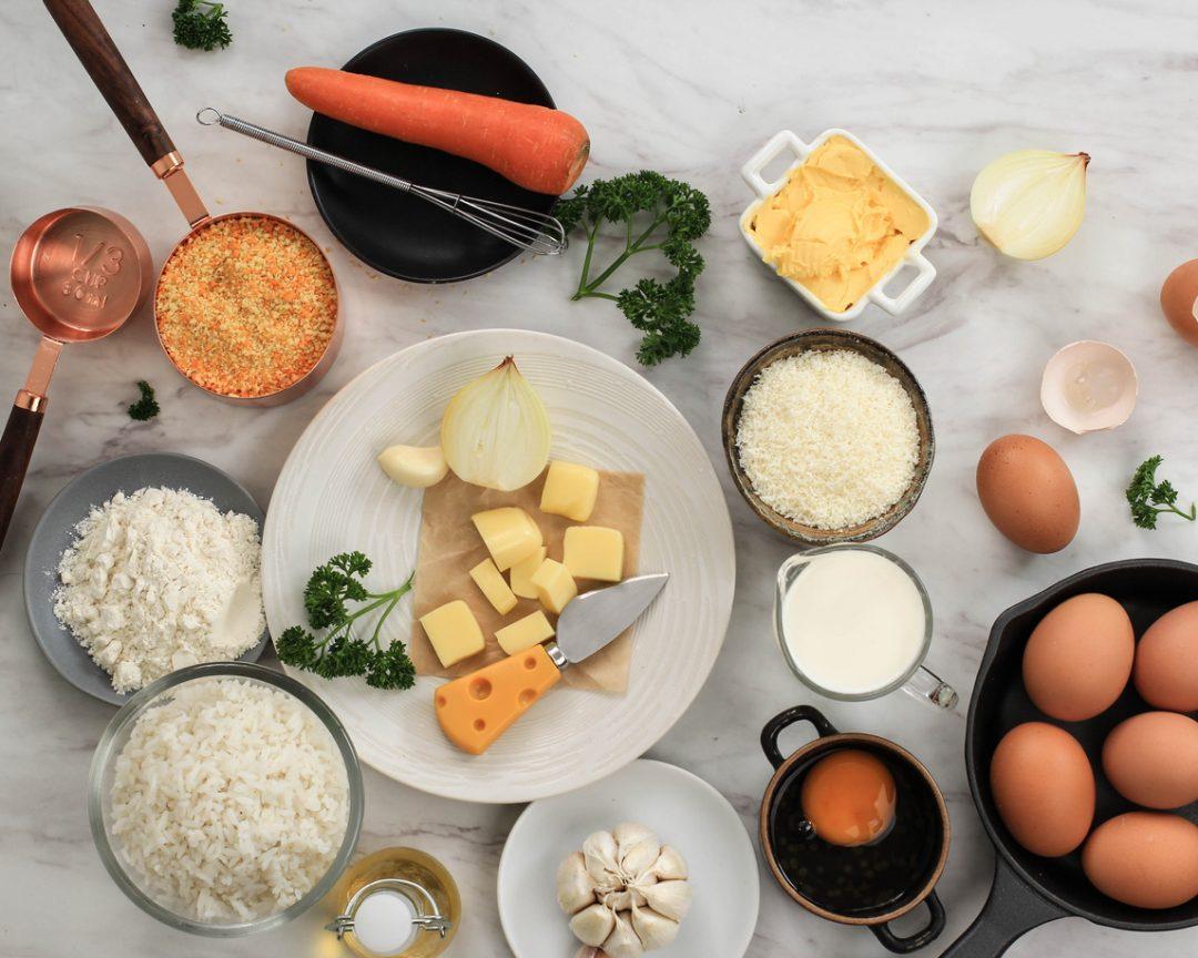 Arancini e arancine, gli ingredienti